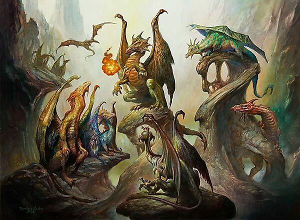 Драконья школа