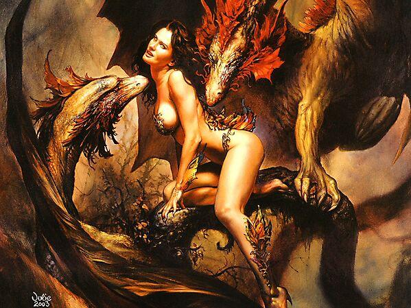 Соблазняя драконов