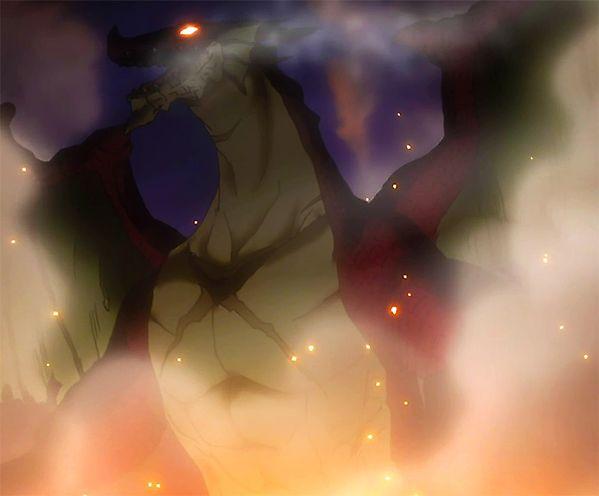 Огненный дракон Игнил
