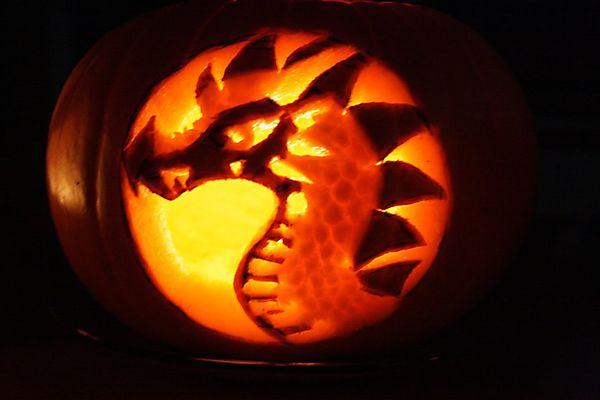 Голова дракона