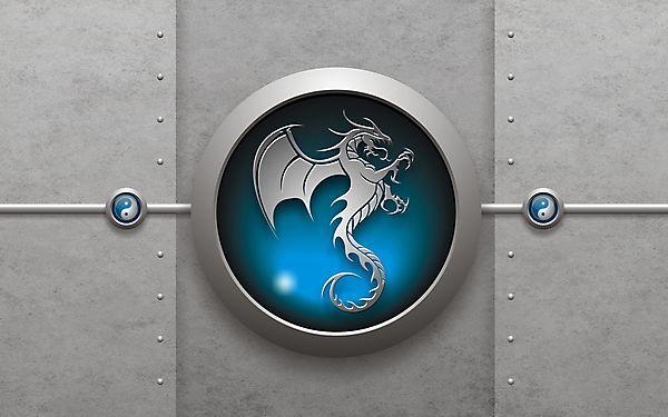 Эмблемы ДАО и дракона
