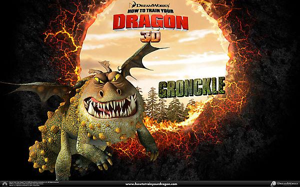 Дракон Гронкл