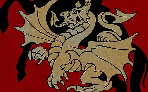 Картинка с драконом