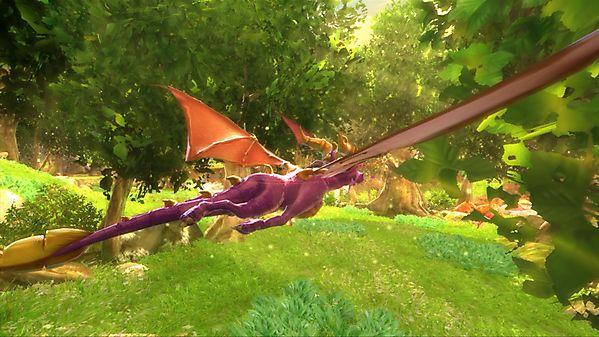 Летящий Спайро