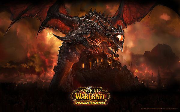 Смертокрыл из World Of Warcraft
