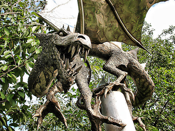 Дракон из Ноттингема (Robert Stubley)