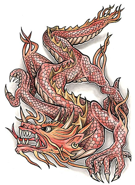 Дракон провинции Аньхой