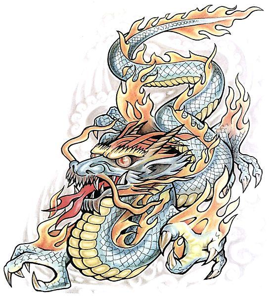 Дракон провинции Хунань