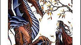 Красавица, усмирившая дракона