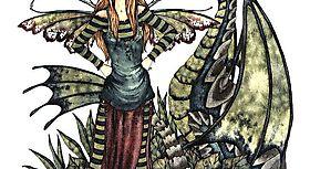 Фея под охраной дракона