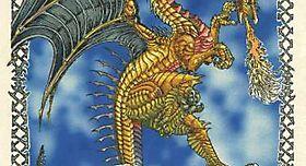 ADRIAN BOURNE - Огнедышащий дракон