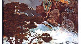 ELLIOTT G SMITH - Дракон застиг одинокую девушку у горного ручья