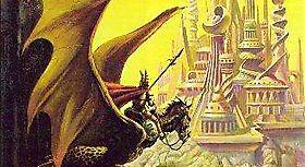 FRANK BRUNNER - Рыцарь на драконе возвращается к родимому замку