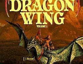 Крыло дракона, часть I - обложка