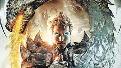 Обложка dvd диска игры Divinity II