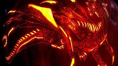 Дракон в тыкве