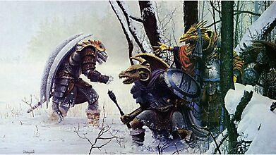 Завоеватели северных земель