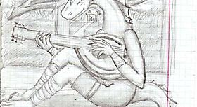 Черно-белые рисунки