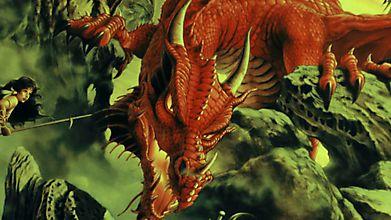 Воительница заключила союз с драконом