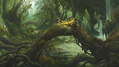 Лесные драконы