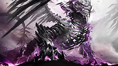 Нео-металлический дракон