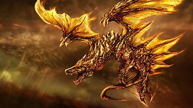 Охваченный пламенем своего гнева