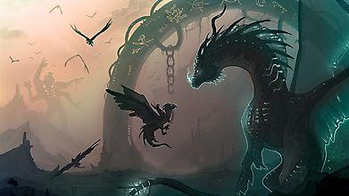Дракон и звездные врата