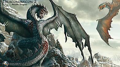 Драконы из Draconomicon 2