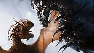 Два необычных дракона