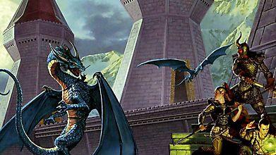 Драконы и воины