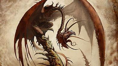 Длинношеий дракон