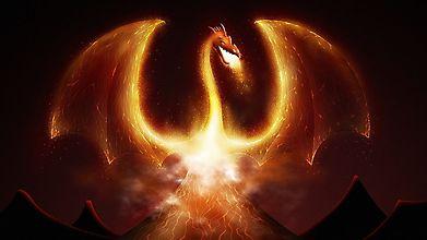 Дракон феникс