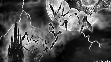 Нашествие летучих мышей