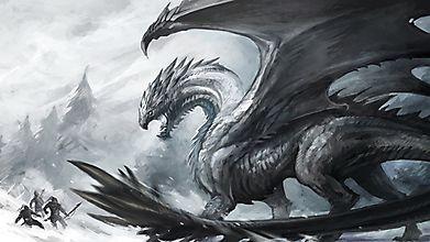 Просто драконы