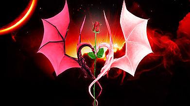 Влюбленные драконы