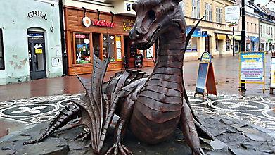 Символ города Йичин, Чехия
