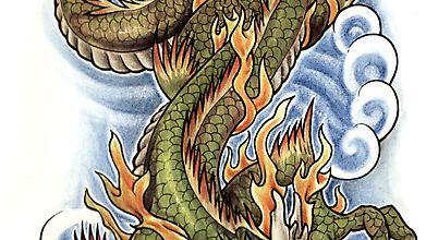 Рептилия, спустившаяся с небес