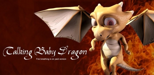 Talking Baby Dragon